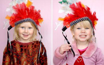Little Indian Princesses