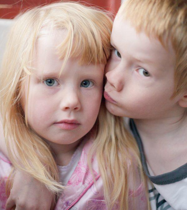 Sæt saman – Anna og Stefán