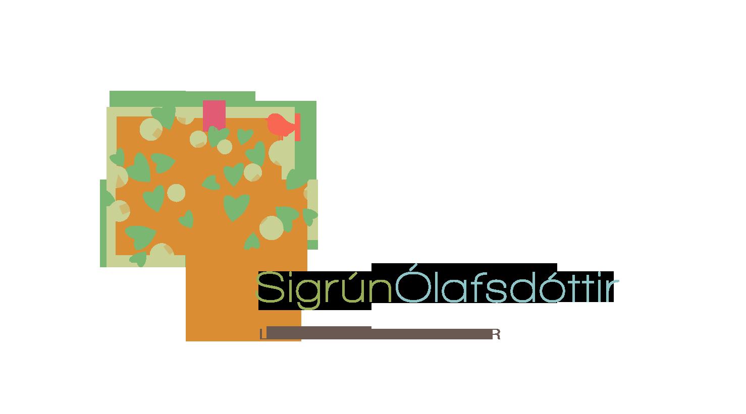 Sigrún Ólafsdóttir Ljósmyndir