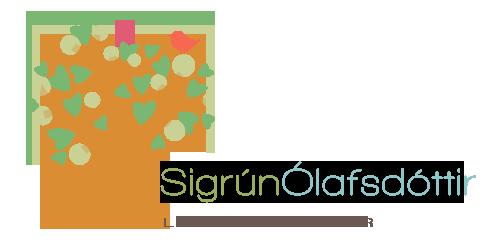 Sigrún Ólafsdóttir - Ljósmyndir